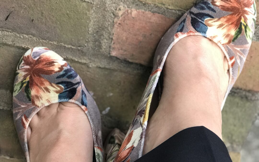 How a Pair of Fun, Ill-Fitting Pumps Nearly Ruined My Posture But Improved My Life